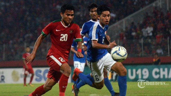 Asnawi Mangkualam Bahar di Ansan Greeners FC tak Permasalahkan Nilai Kontrak