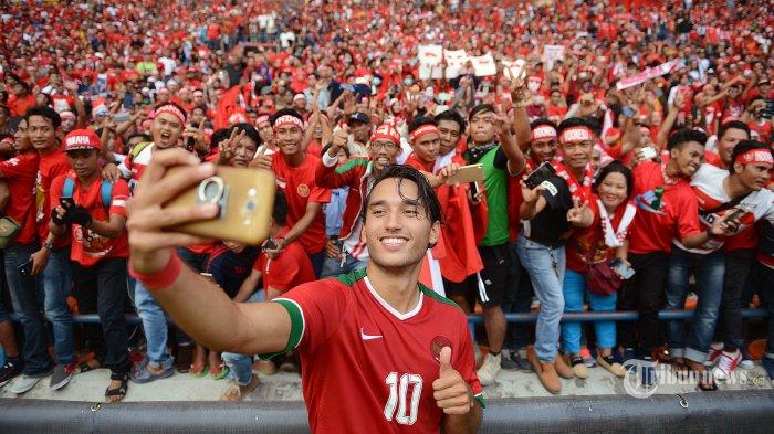 Ezra Walian Dilarang FIFA Bela Timnas Indonesia, Masuk Proyeksi Shin Tae-yong Buat SEA Games 2021