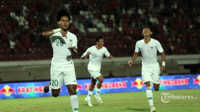 Shin Tae-yong Datang, Bagas Kaffa Bicara Soal Gemblengan Fisik di TC Timnas U-19 Indonesia