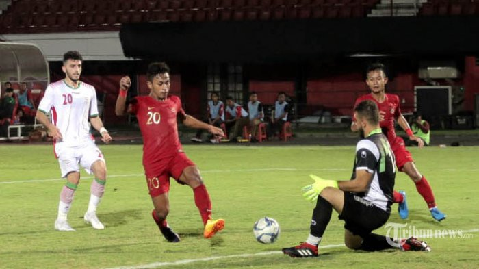 LIVE Streaming RCTI Timnas Indonesia U-23 vs Laos di SEA Games 2019, Tonton di Sini, Gratis
