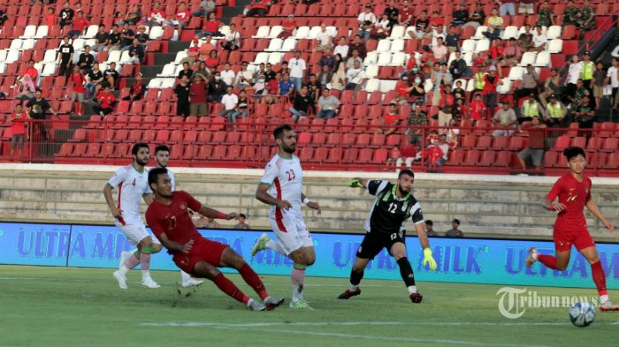 SEDANG BERLANGSUNG Live Streaming RCTI Timnas Indonesia U23 vs Iran, Egy-Sadil-Evan Dimas Cadangan