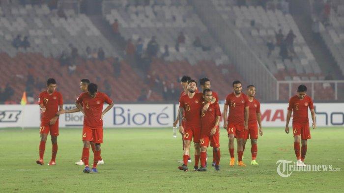 Ranking FIFA Desember 2018 - Indonesia Perlahan Merangkak Naik