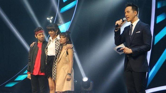 Marion Jola Lolos, Ini 11 Daftar Finalis Indonesian Idol 2018 yang Maju Babak Selanjutnya
