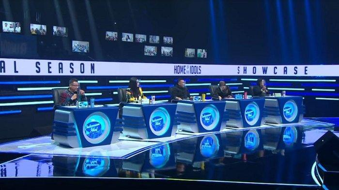 Cuplikan tayangan Showcse Indonesian Idol Spesial Season, pekan lalu.