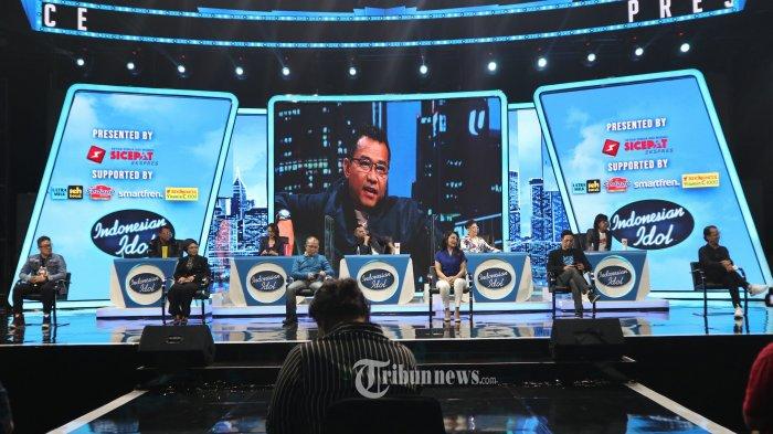 Jemimmah Tereliminasi dari Panggung Indonesian Idol 2021 Spektakuler Show 9 Top 5