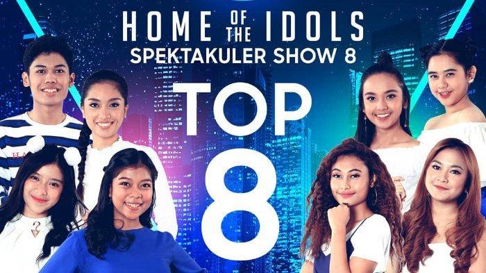 Indonesian idol top 8