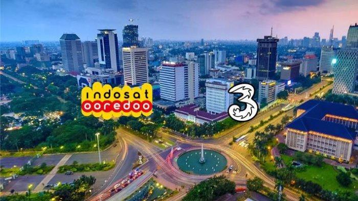 Indosat dan Tri Indonesia Resmi Merger, Targetkan Keuntungan 300 Juta Dolar dalam 3-5 Tahun