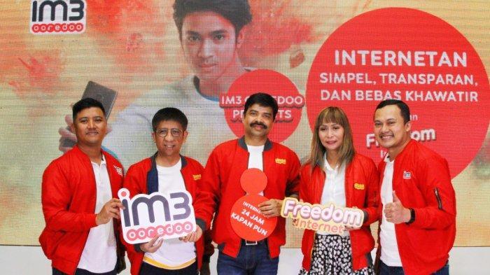 IM3 Ooredoo Rilis Paket Freedom Internet, Nggak Perlu Cemas Paket Cepat Habis!