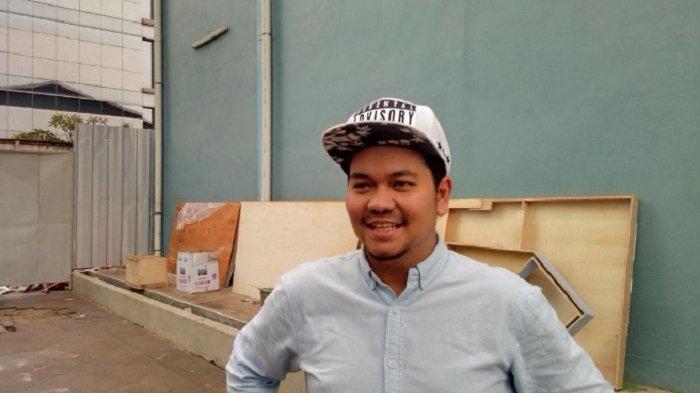 Indra Bekti saat ditemui di Gedung Trans TV, Jakarta, Senin (22/4/2018).