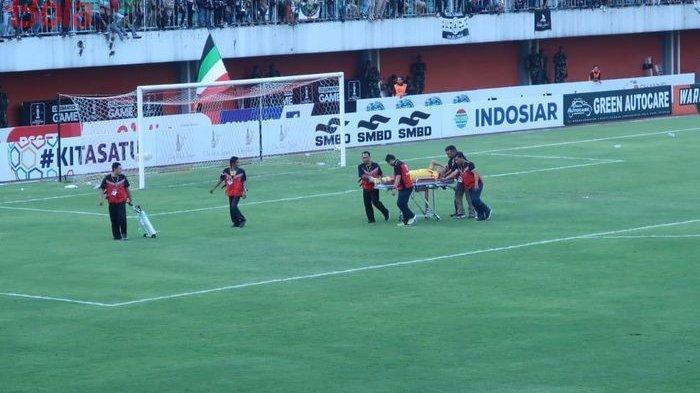 PSS Sleman vs Bhayangkara FC, Diwarnai Insiden Pemain The Guardian dan Kantor PT PSS Dirusak Oknum
