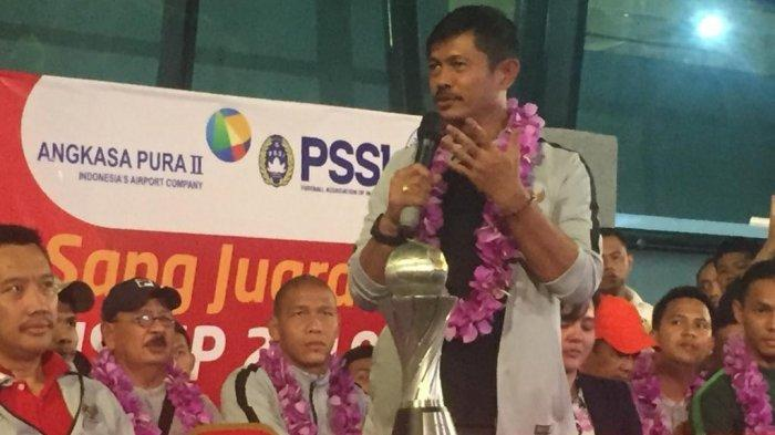 Indra Sjafri: Juara AFF U-22 Bukan Target Utama Kami