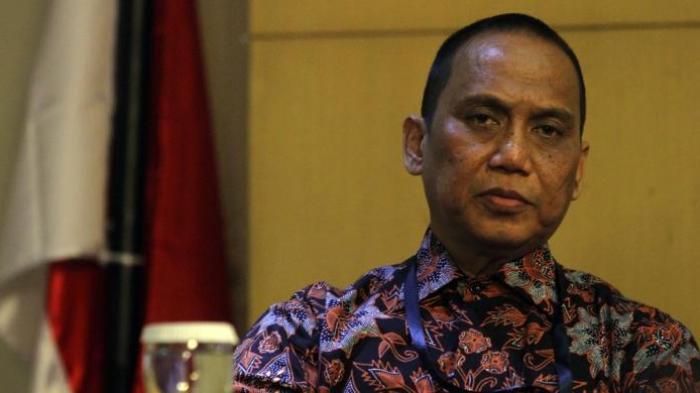Indriyanto Seno Adji Legawa Dilaporkan 75 Pegawai KPK ke Dewan Pengawas