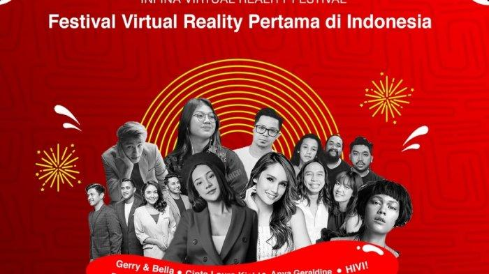Infina Virtual Reality Festival 2020, Festival Virtual Reality Pertama di Indonesia
