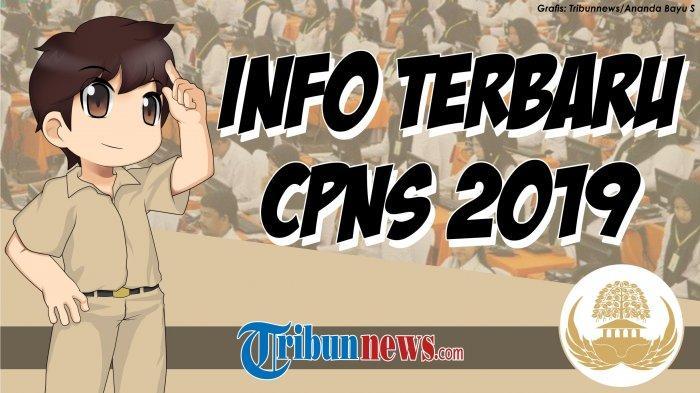 Info Terbaru CPNS 2019