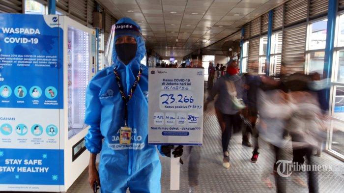 Setahun Covid-19 di DKI Masih Tinggi, Epidemiolog Singgung Masalah Kepemimpinan