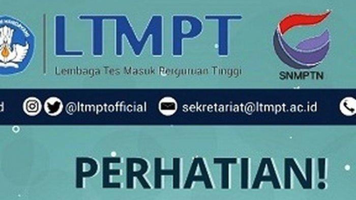 Cara & Tahapan Pendaftaran SNMPTN 2021, LOGIN www.ltmpt.ac.id, Mulai Besok Pukul 15.00 WIB