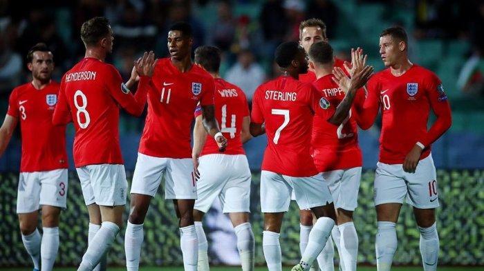 Hasil Lengkap Kualifikasi Euro 2020 : Portugal Merana, Inggris Berjaya