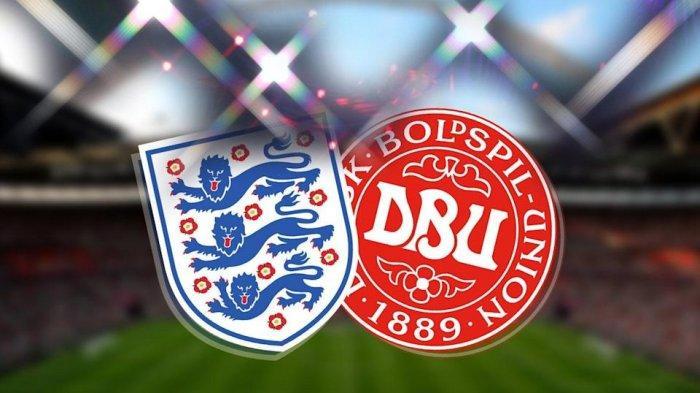 Jadwal Semifinal EURO 2020 Inggris Vs Denmark, Ujian bagi Calon Juara Live di RCTI+ dan Mola TV