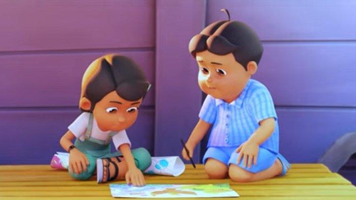 Story Telling, Metode Ajar Kreatif Pembelajaran Daring, Serial Animasi ''Ini Budi'' Dijadikan Contoh