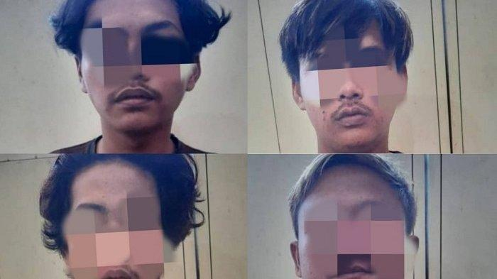 Pamer Alat Vital Sambil Telanjang Bermotor di Jalanan, Sejumlah Pemuda di Klaten Diangkapi