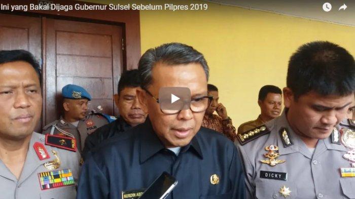Tiba dari Jakarta Gubernur Sulsel Gelar Pertemuan Tertutup dengan Semua Gubernur/Walikota di Sulsel