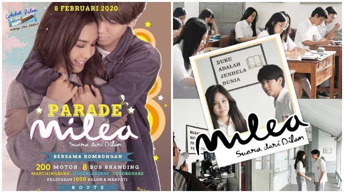 Inilah 4 Kata-kata Romantis Dilan dalam Trailer Film Milea: Suara dari Dilan