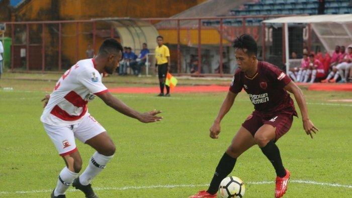 Hasil Akhir PSM Makassar vs Madura United Piala Indonesia, Satu Kaki PSM di Final