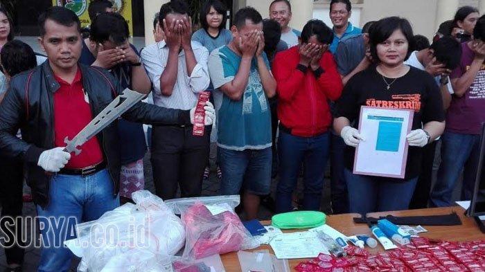Polisi: Lima Peserta Pesta Seks Kelompok Gay di Surabaya Positif HIV