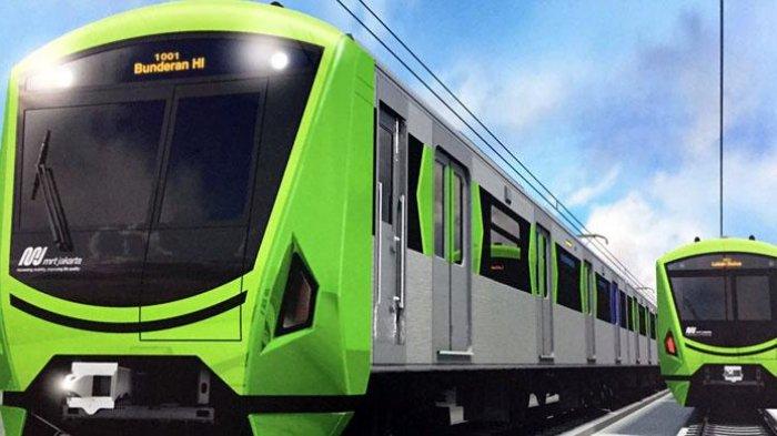 Ahok Tegaskan Desain MRT yang Mirip Jangkrik Tidak Bisa Diganti