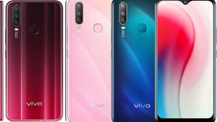 Intip Perbandingan Vivo Y15 Dan Vivo Y17 Punya Spesifikasi Hampir Sama Dengan Harga 2 Jutaan Tribunnews Com Mobile