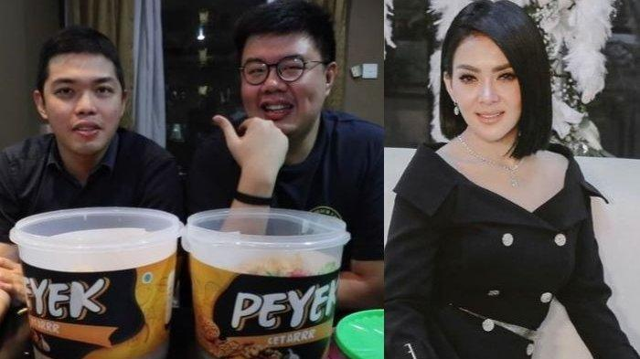 YouTuber Komplain Kualitas Peyek Cetar Ala Syahrini Setoples Rp 200 Ribu, Terbengong Saat Unboxing