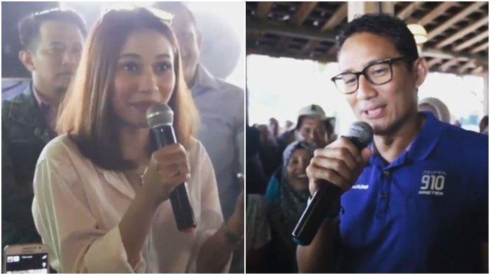 Vincentia Tifanni, mahasiswi yang utarakan minat jadi istri kedua Sandiaga Uno. Belakangan terungkap, ternyata cuma bercanda.