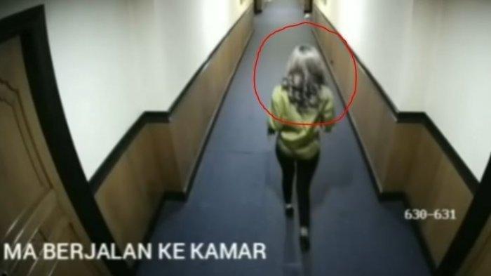 Beredar Rekaman CCTV ST & MA Terlibat Prostitusi di Hotel, Mucikari Raup Untung Rp300 Juta per Tahun