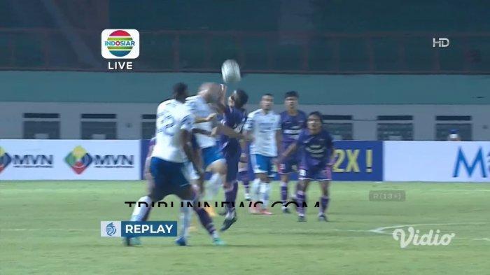 Hasil Persita vs Persib Babak I BRI Liga 1: Diwarnai Insiden Berdarah, Gol Rashid Bawa Maung Unggul