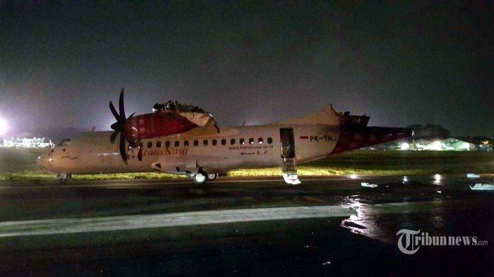 Buntut Tabrakan Pesawat, Calon Penumpang Diberi Tiga Opsi - Tribunnews ...