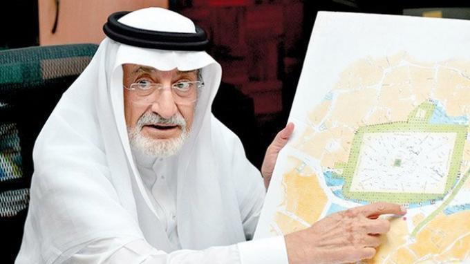Arab Saudi Berduka, Insinyur Sumur Zamzam Meninggal Dunia