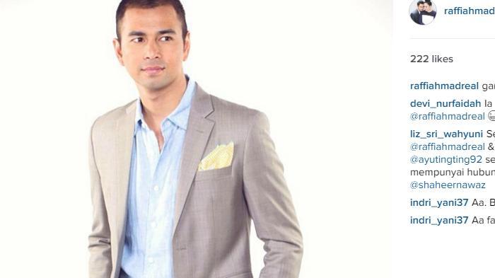 Raffi Ahmad Bangga Jadi Endorser Pesona Indonesia