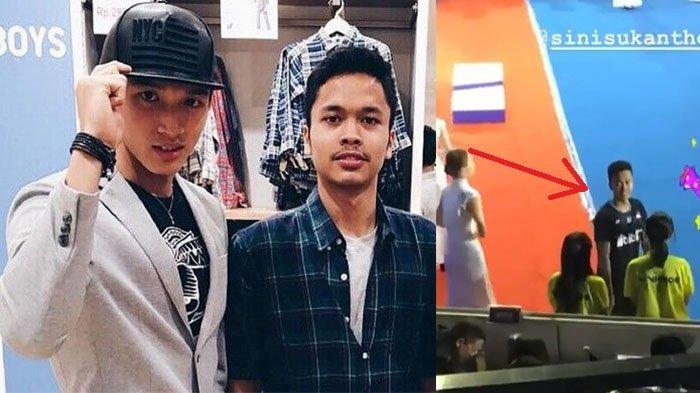 Viral Aksi Kocak Anthony Ginting Tiru Gaya Buka Baju Ala Jonatan Christie, Netizen Dibuat Terbahak