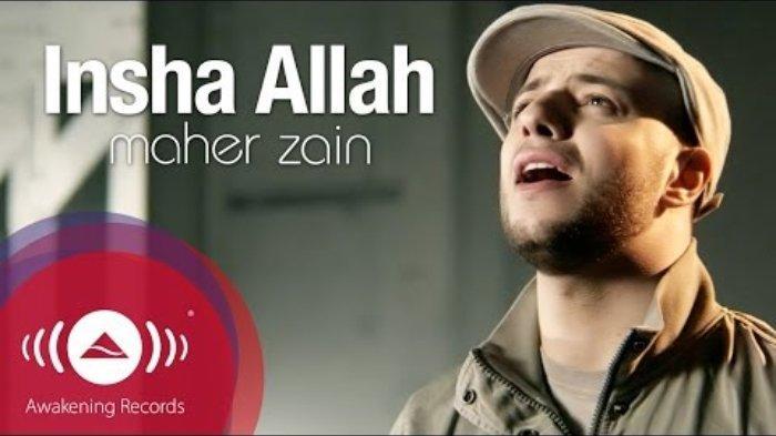 Download MP3 Lagu Insya Allah - Maher Zain, Lengkap dengan Video Klipnya