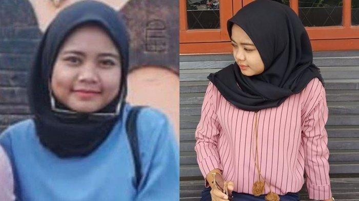 Inta Ferin, mahasiswi PGRI Palembang yang hilang tinggalkan sepucuk surat.