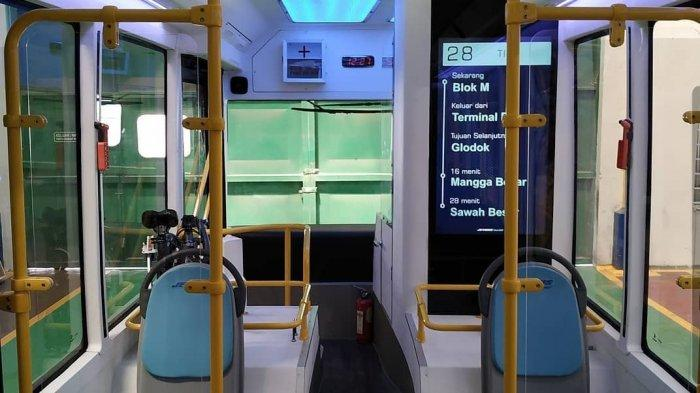 Interior Transit Jetbus