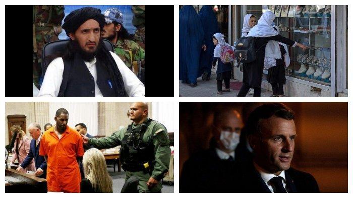 POPULER Internasional: Taliban Bunuh Mantan Pemimpim ISIS-K | Presiden Prancis Dilempari Telur