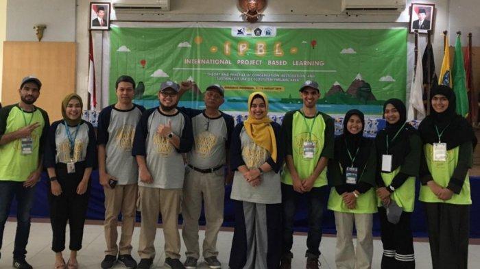 Tiga PTN Gelar 'International Summer Camp 2019' Garap Isu Konservasi untuk Warga Desa
