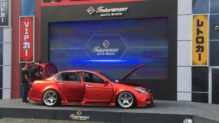 Terapkan Penjurian Live, 24 Mobil Modifikasi Terbaik Bertarung di Grand Final Intersport Auto Show