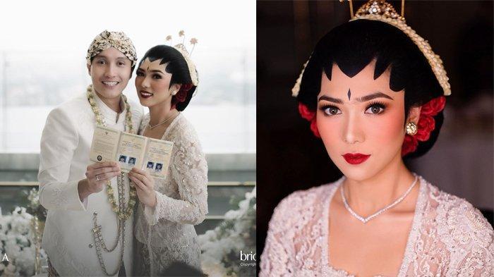Intip Foto Manis Pernikahan Isyana Sarasvati & Rayhan Maditra, Ekspresi Ridwan Kamil Curi Perhatian