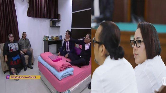 Intip kamar nunung di RSKO, meski lengkap sang artis tak boleh tidur dengan suaminya