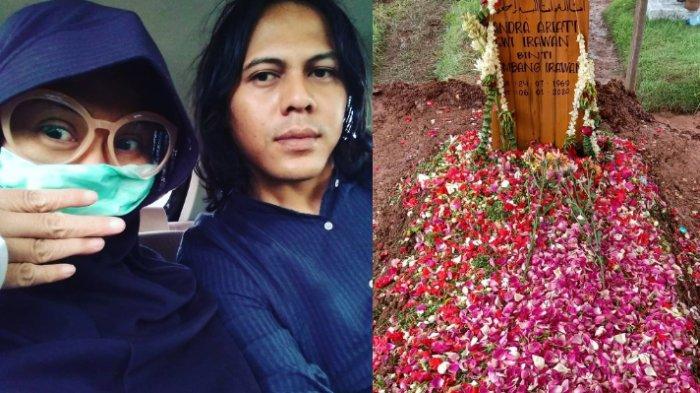 Pesan Terakhir Ria Irawan Sebelum Meninggal Diungkap Mayky Wongkar, Minta Suami Cari Istri Baru