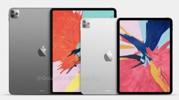 iPad Pro 2020 ini akan hadir dalam dua pilihan, versi 11 inci dan 12,9 inci.