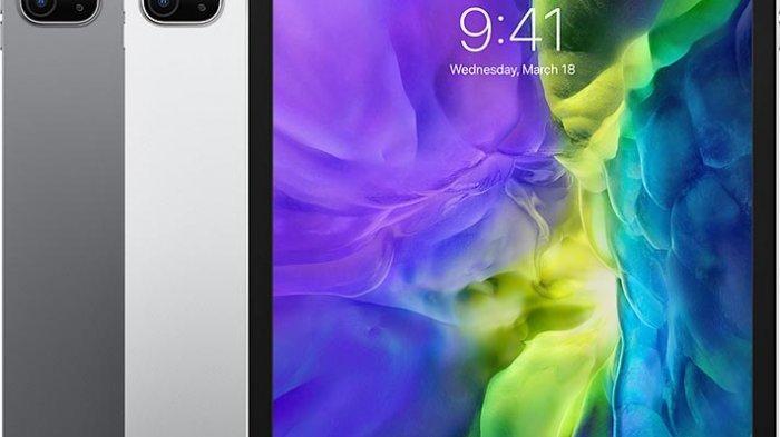 iPad Pro harga dan spesifikasi