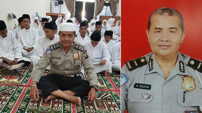 5 Fakta Ipda Auzar Korban Serangan Teroris di Riau, Polisi Sekaligus Ulama yang Rajin Salat Duha